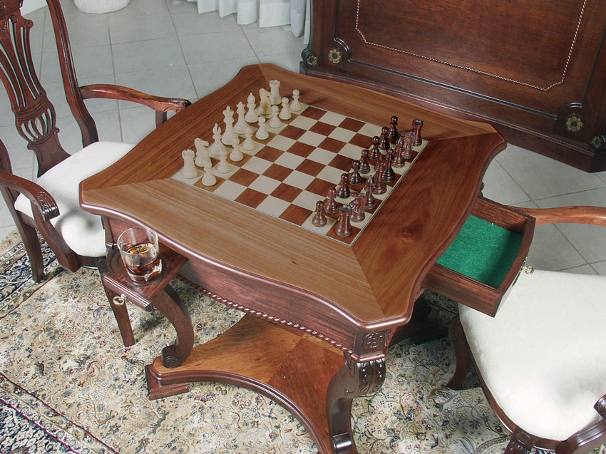 The Best Chess Tables